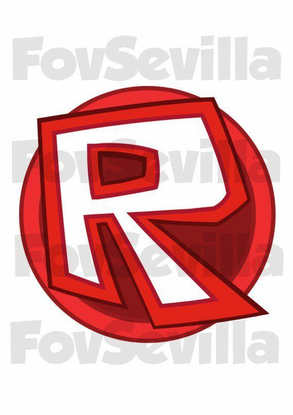 ROBLOX Photocall, archivo digital, imprimible