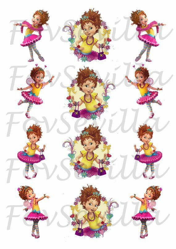 FANCY NANCY kit cumpleaños, Archivo Digital personalizado, imprimible