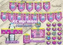 Pikmi pops kit imprimible, archivo digital