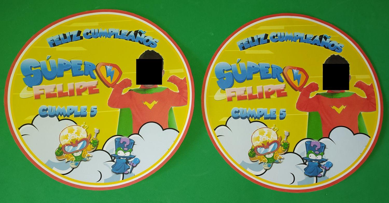 Super Zings kit cumpleaños, Archivo Digital personalizado, imprimible