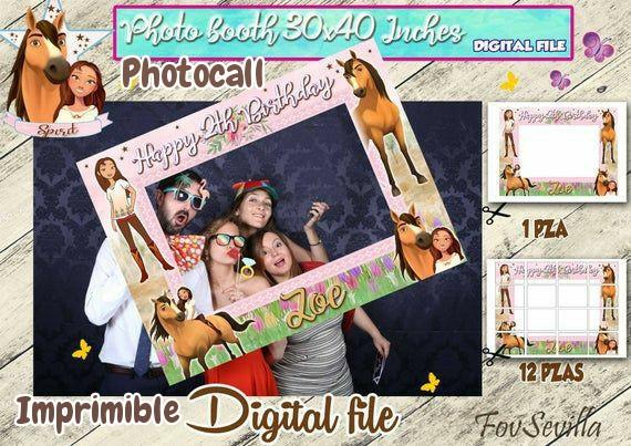 SPIRIT RIDING FREE Photocall, archivo digital, Spirit cabalgando libre